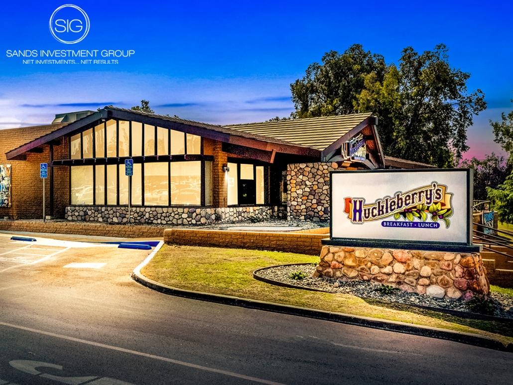 Huckleberry's | Bakersfield, CA
