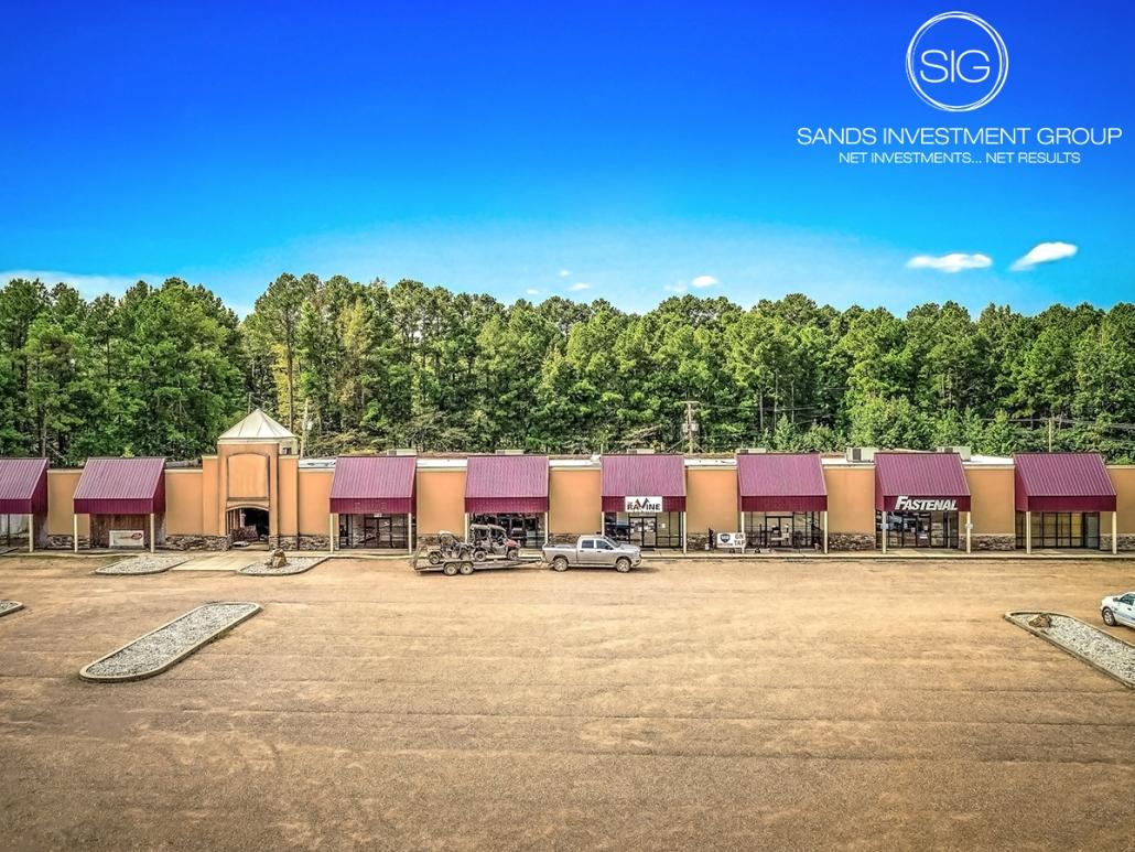 Multi-Tenant Industrial Center | Arkadelphia, AR