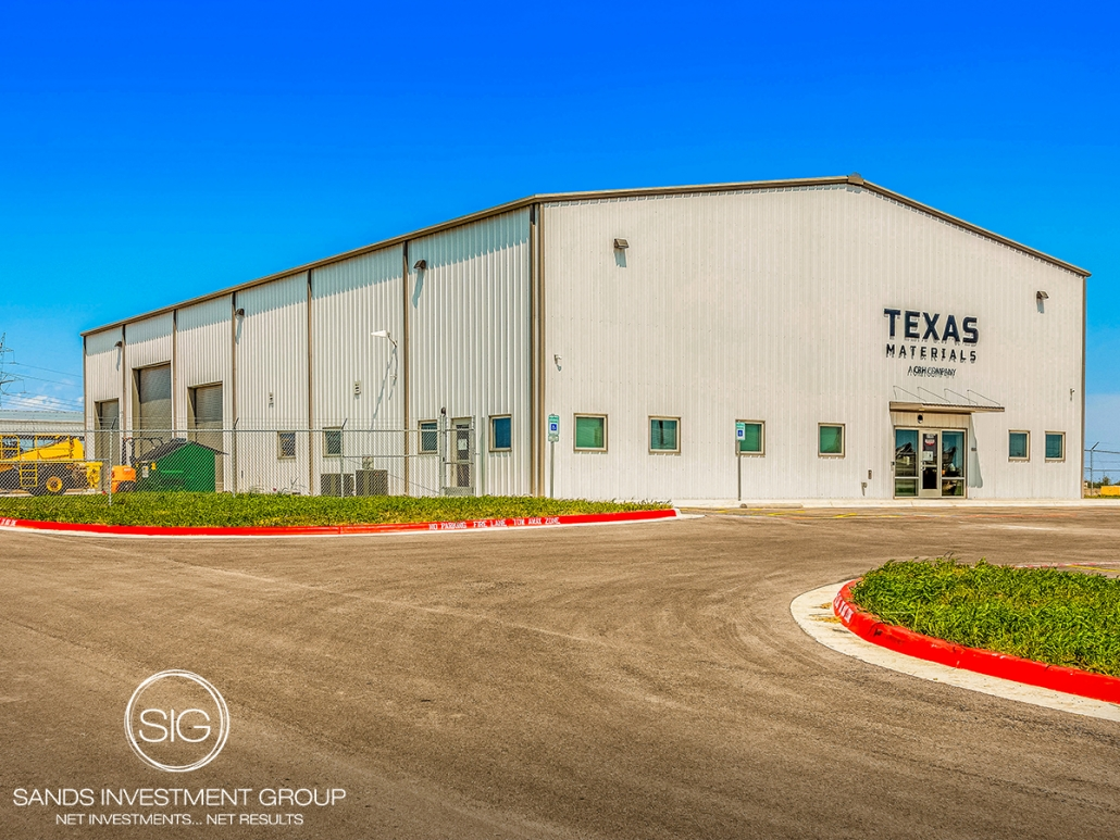 Texas Materials Group (CRH Company) | Hutto, TX
