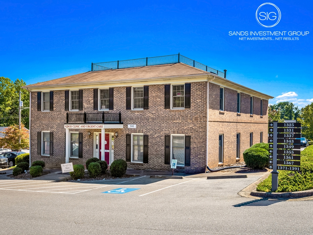 Vacant Medical Building | Gastonia, NC