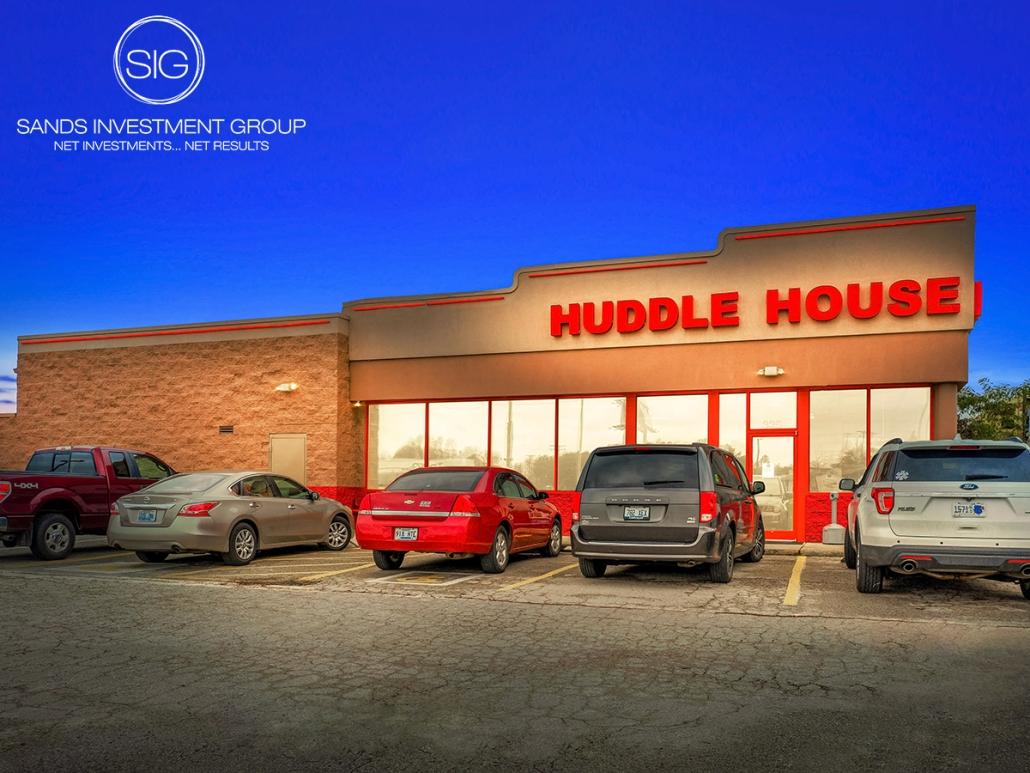Huddle House | Corbin, KY