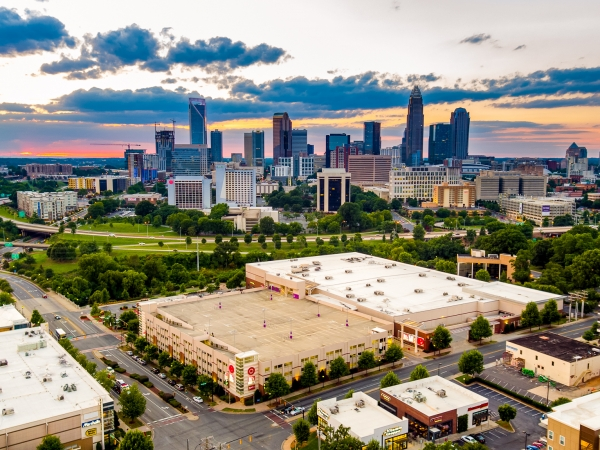 Finding Commercial Real Estate in North Carolina