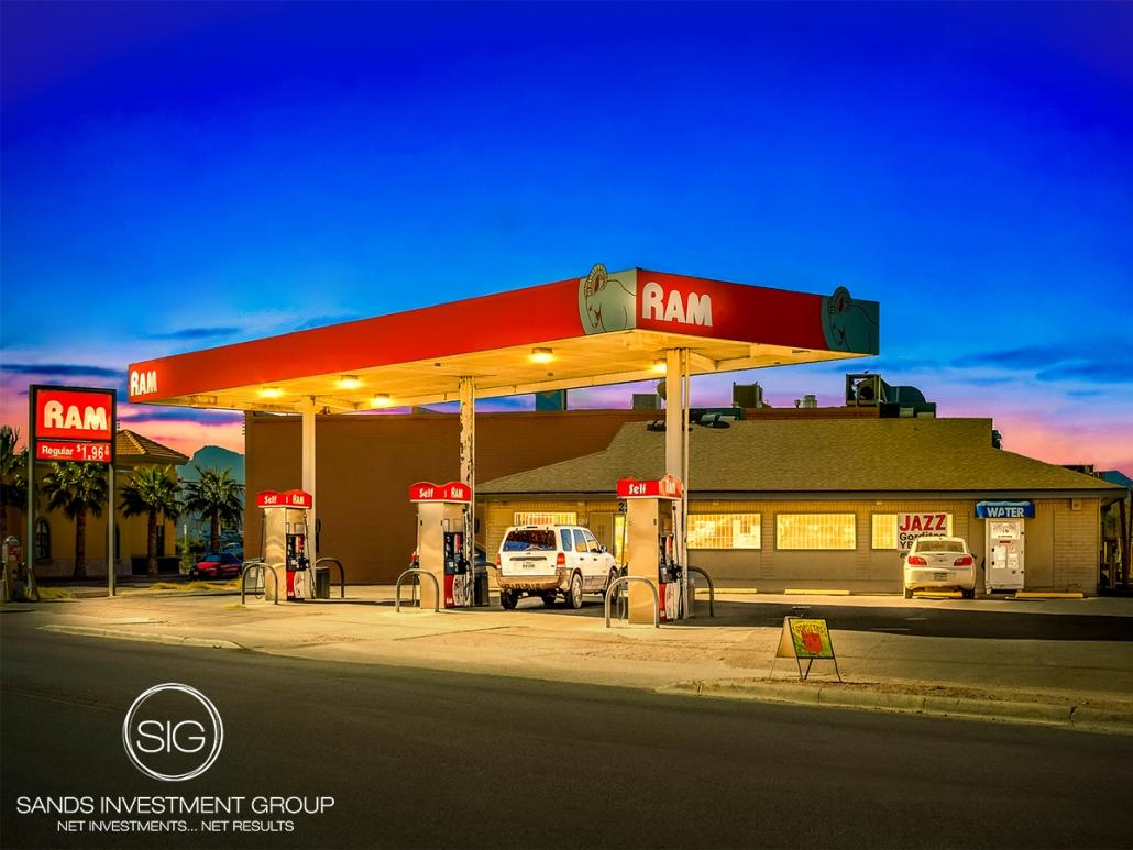 Ram Super Stop | El Paso, TX