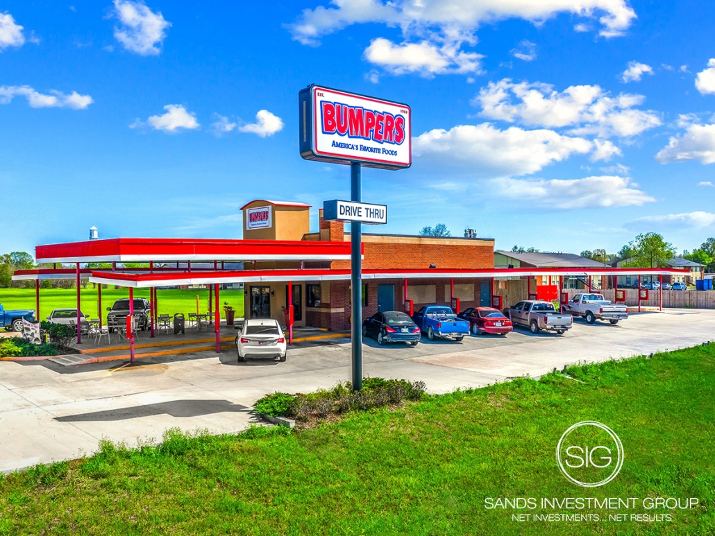 5-Unit Bumpers Drive-In Portfolio | MS