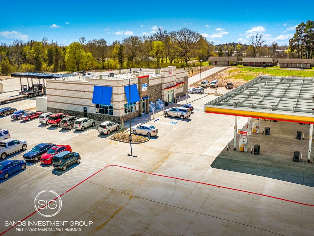 Kim's C-Store & IHOP | Pittsburg, TX