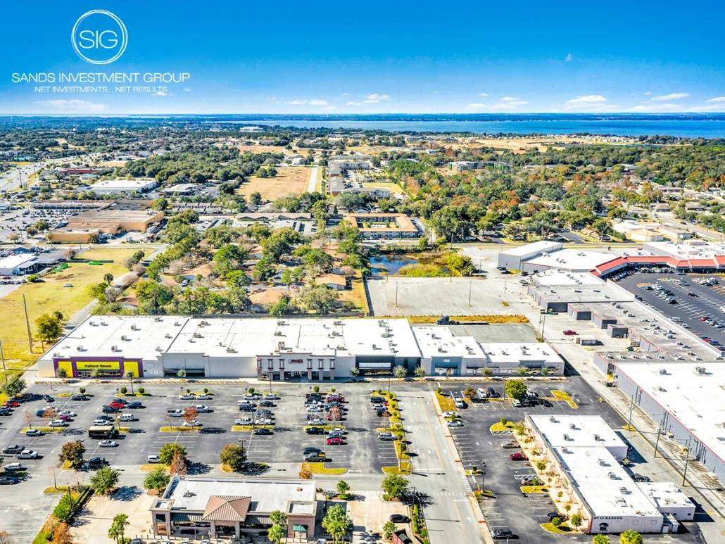 Lake Hills Plaza | Eustis, FL