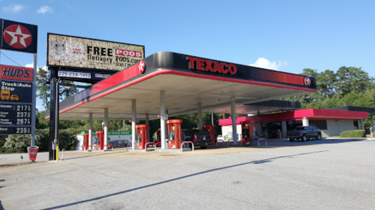 SIG Brokers Handle Sale of Texaco Truck Stop in Thomasville, GA