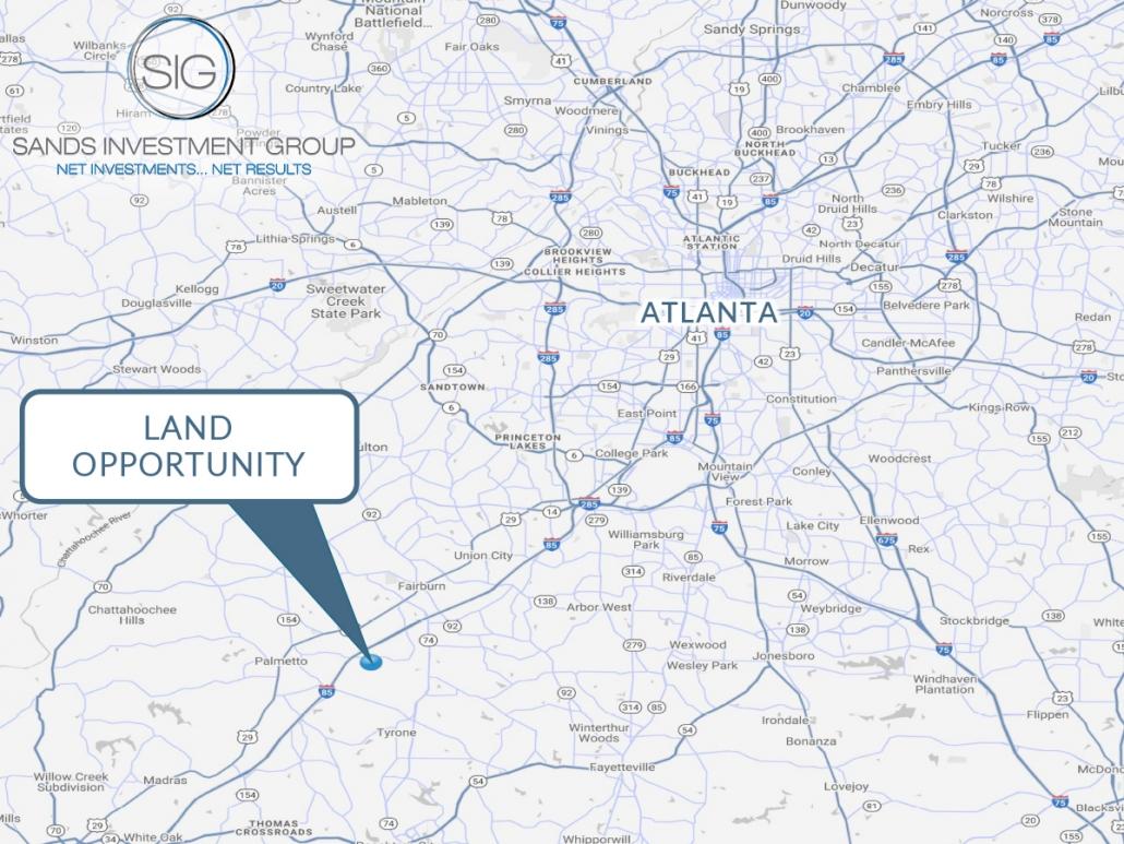 Land Opportunity Portfolio | Atlanta, GA MSA