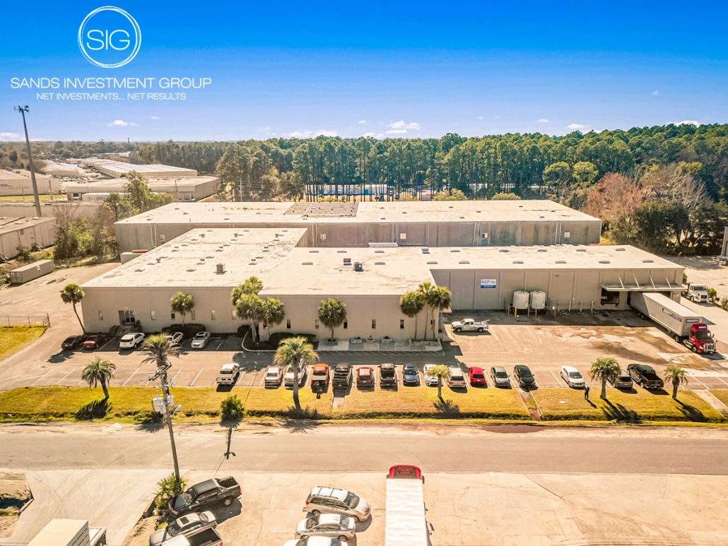 Multi-Tenant Industrial Warehouse | Jacksonville, FL