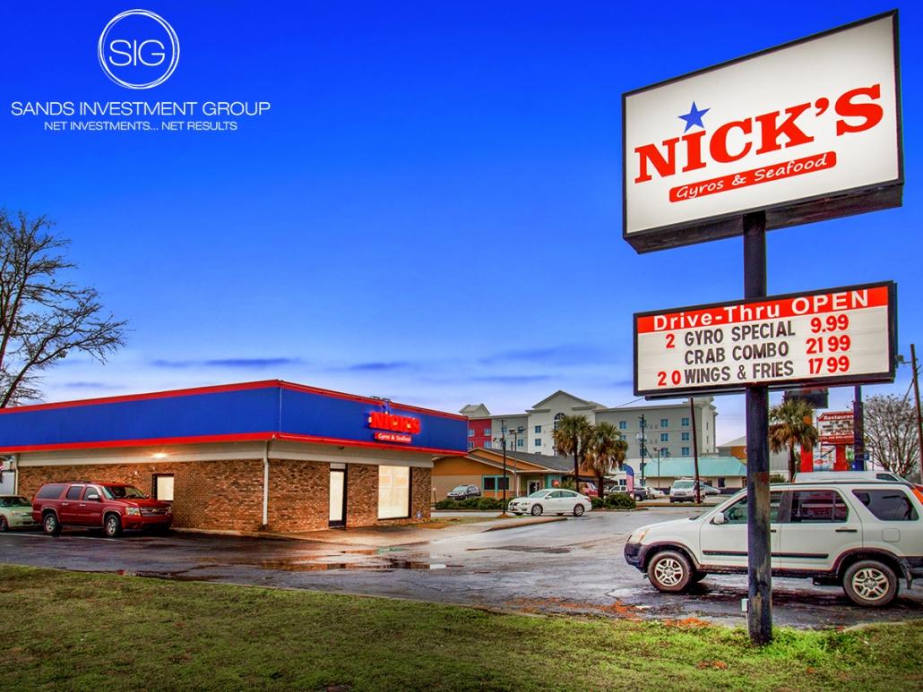 Nick's Gyros | Columbia, SC