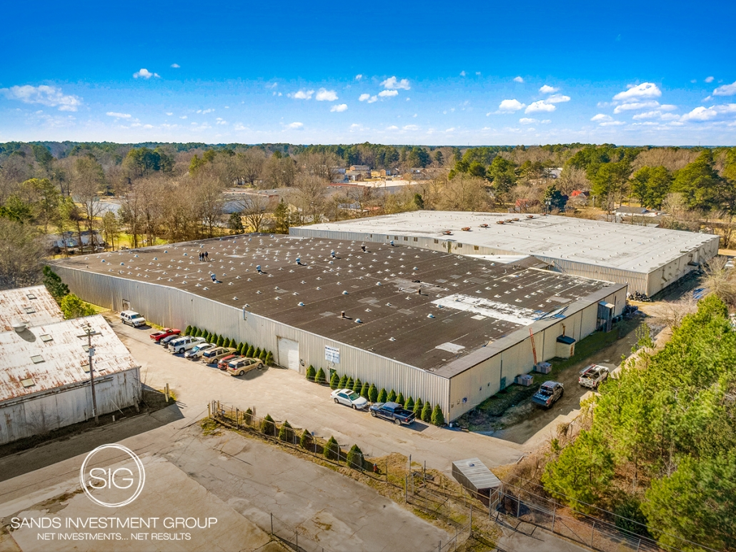 dC Automotive Warehouse | Rocky Mount, NC