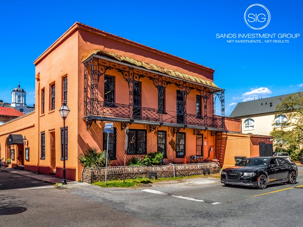 10 Exchange Street Building | Charleston, SC