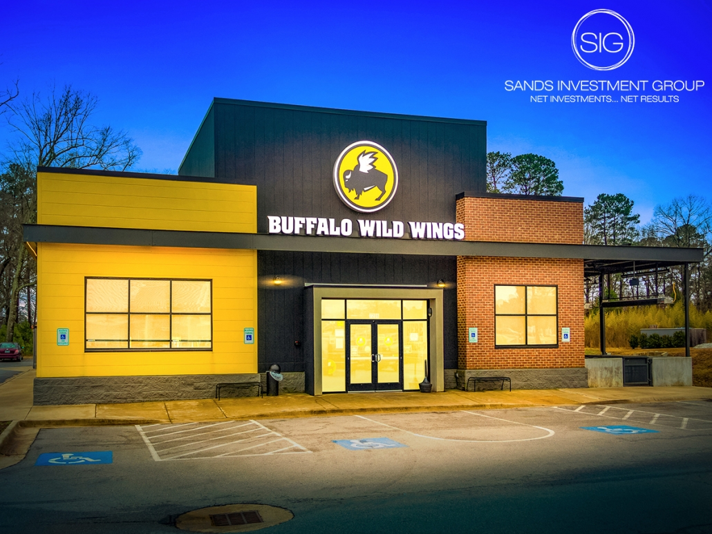Buffalo Wild Wings | Bryant, AR