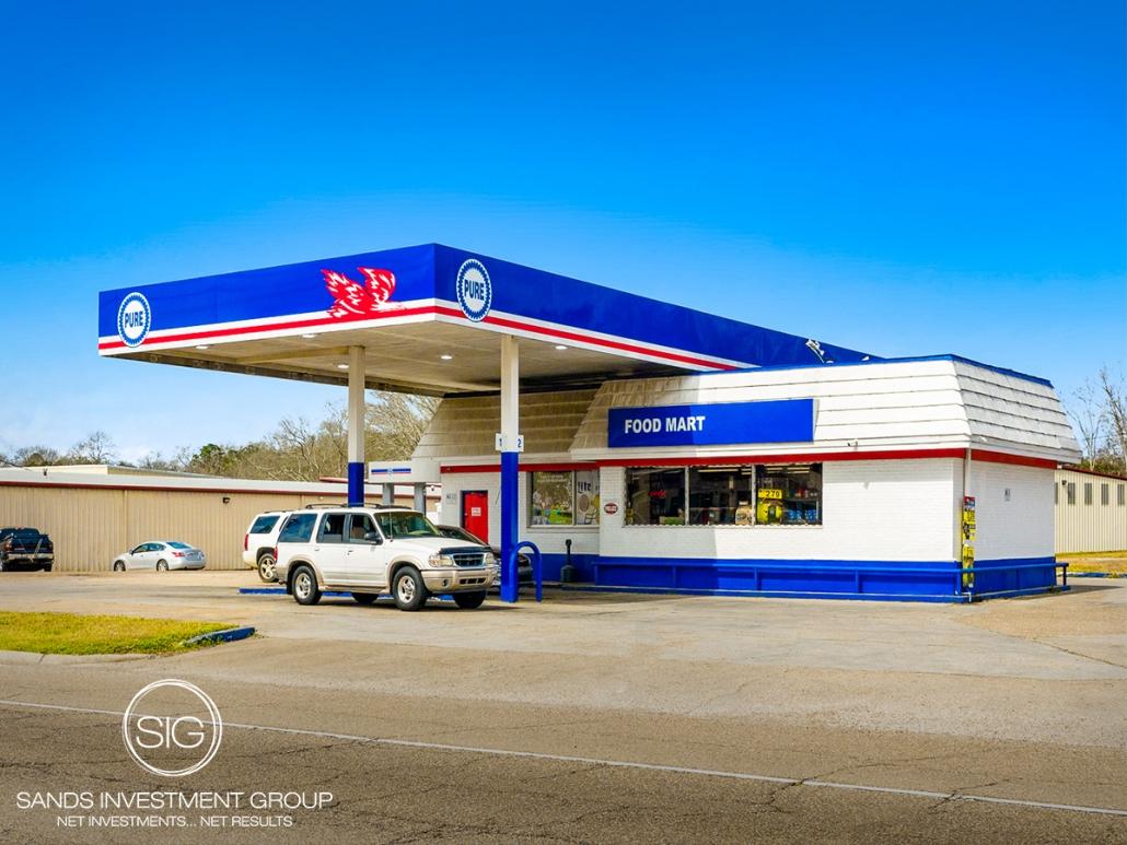 Convenience Store   McComb, MS