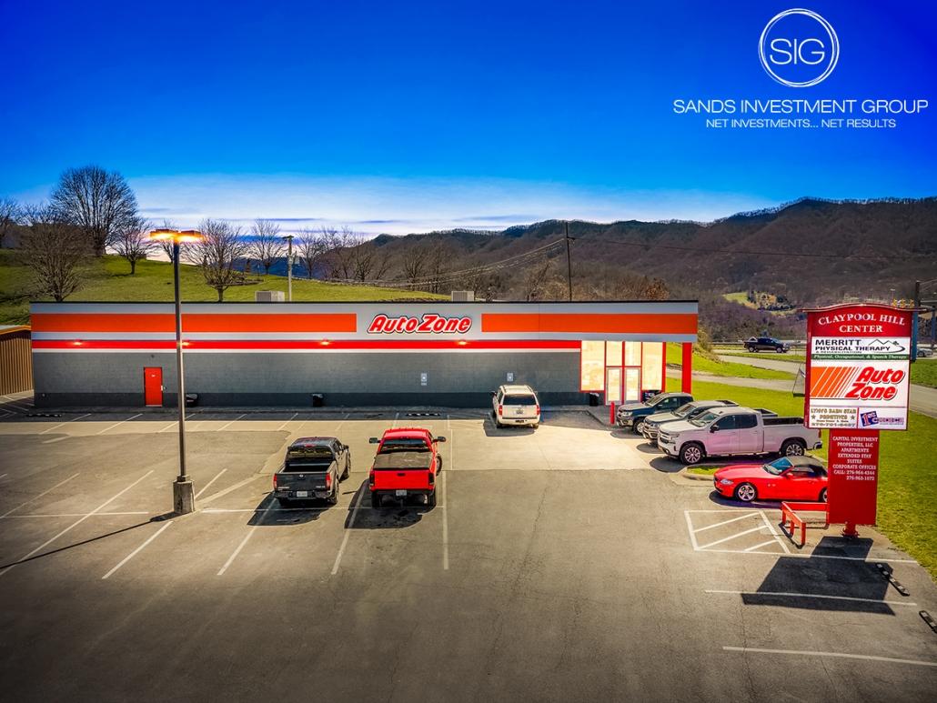 Claypool Hill Center | Cedar Bluff, VA