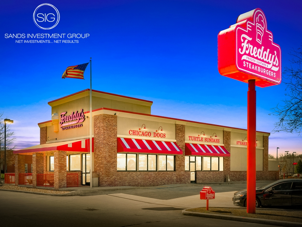 Freddy's Frozen Custard & Steakburgers | Baton Rouge, LA