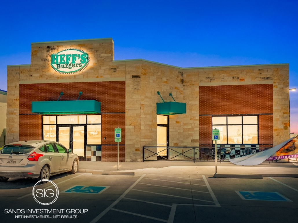 Heff's Burgers | Early, TX