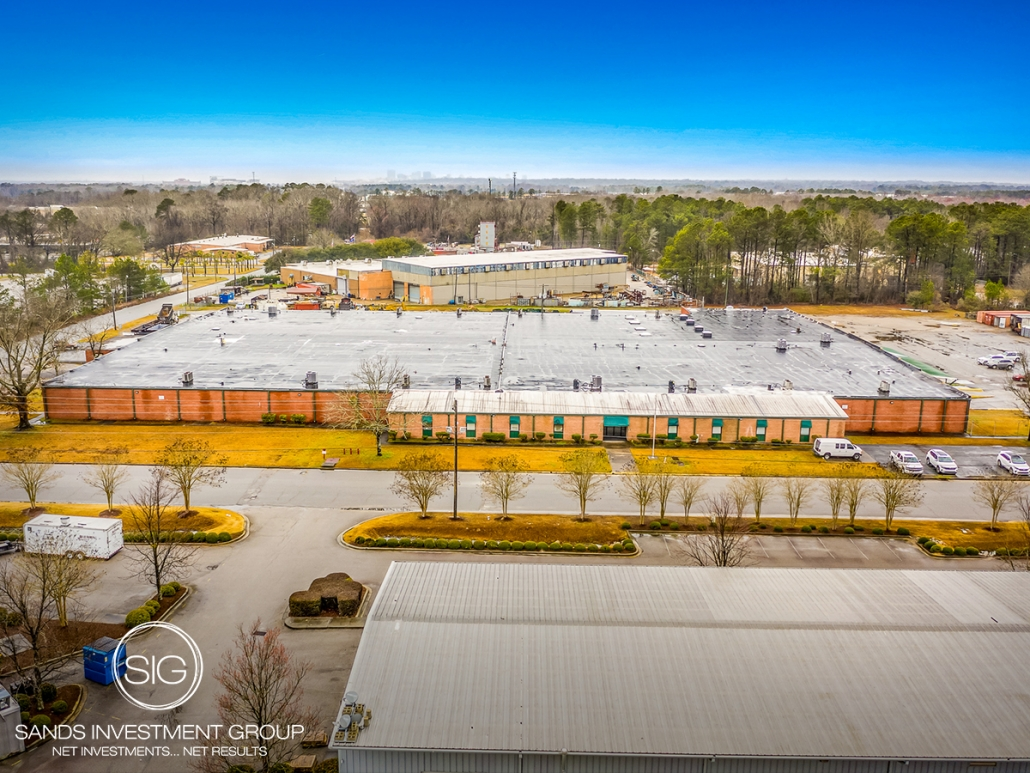 Value-Add Industrial Warehouse | Columbia, SC