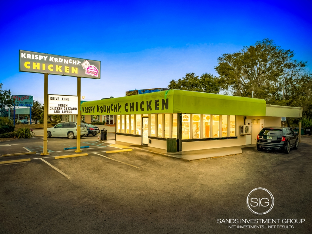Krispy Krunchy Chicken   Cocoa, FL