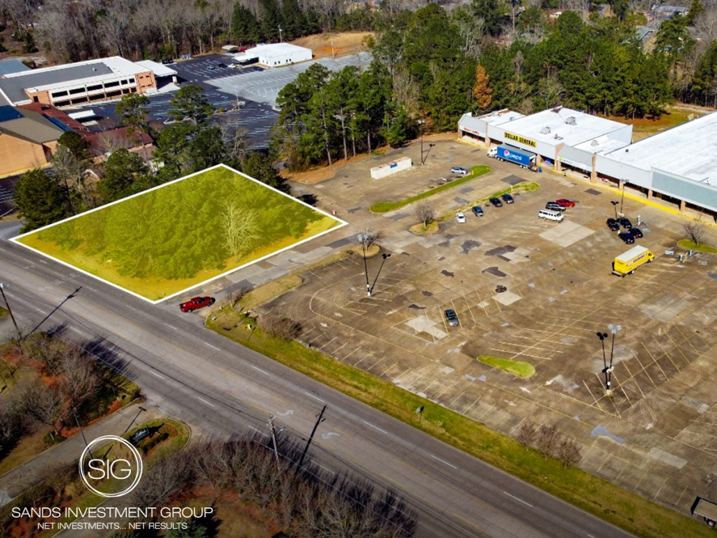 0.72 AC Land Lot | Meridian, MS
