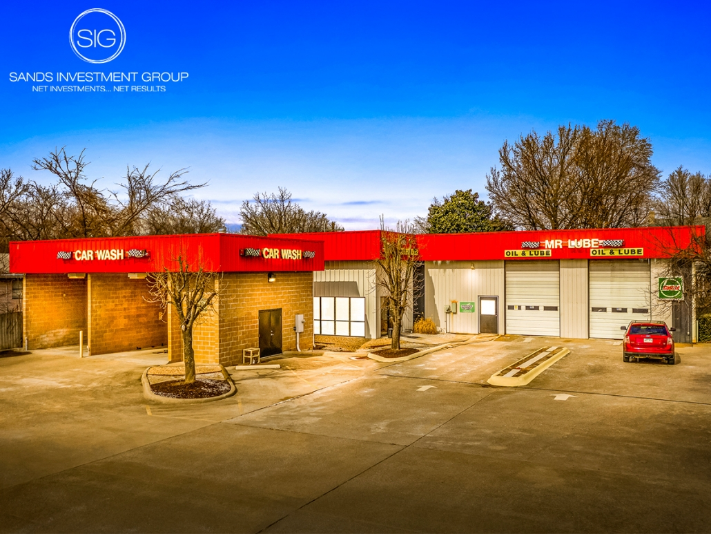 Mr. Lube Oil Change | Bentonville, AR