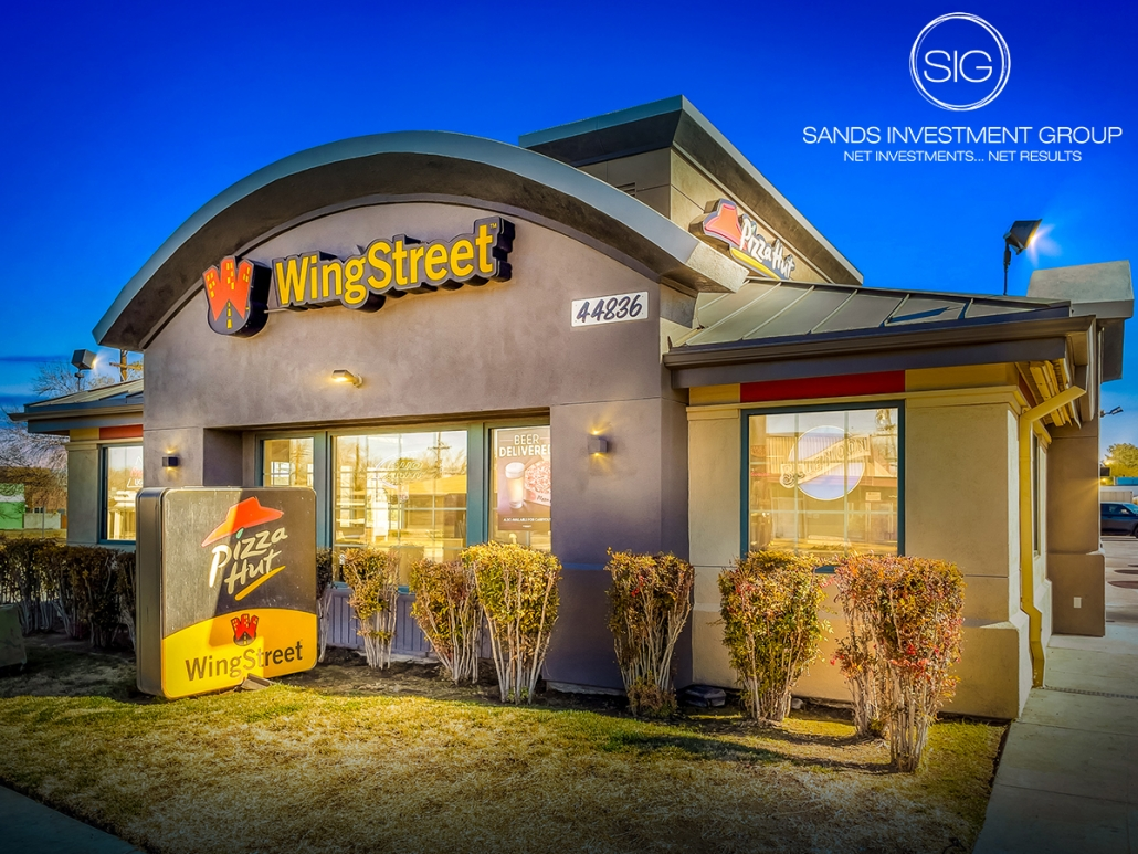 Pizza Hut | Lancaster, CA