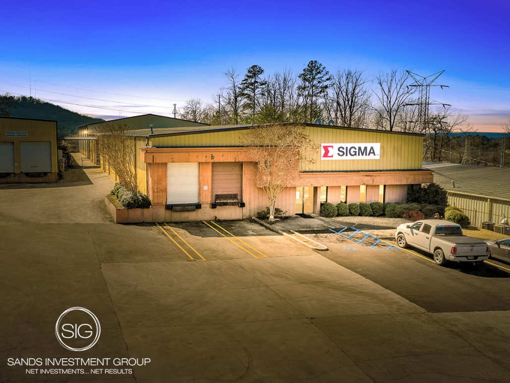 SIGMA Corporation   Birmingham, AL