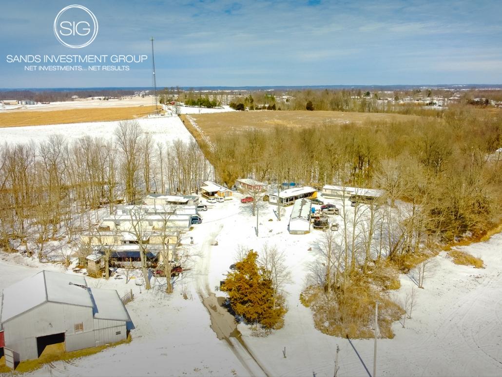 Spring Park Manufactured Home Community | Magnolia, KY