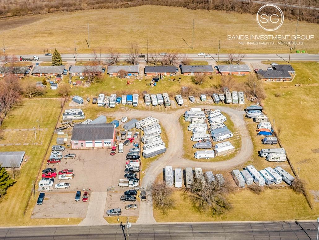 Tri-County Boat & RV Storage | Fairfield, OH