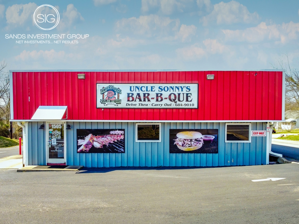 Uncle Sonny's Bar-B-Que | Shelbyville, TN