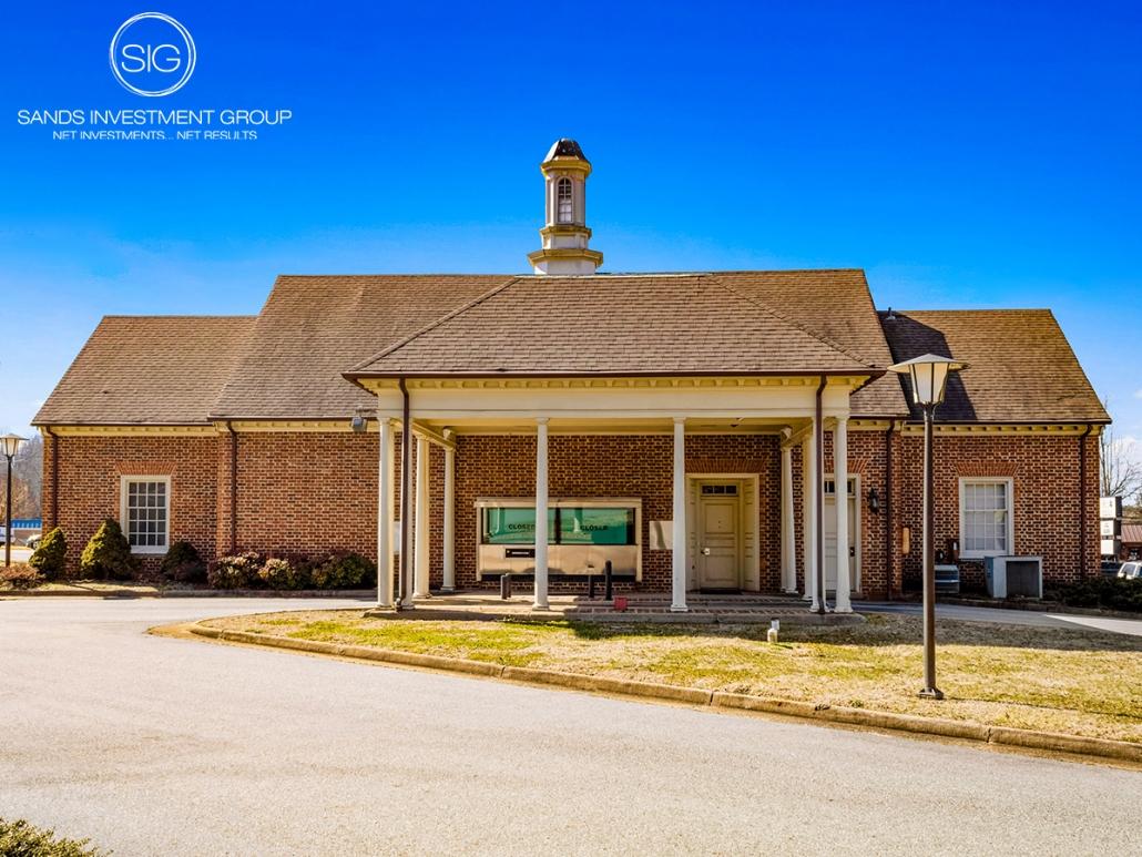 Vacant Bank | Collinsville, VA