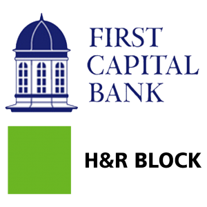 First Capital Bank & H&R Block | Bennettsville, SC