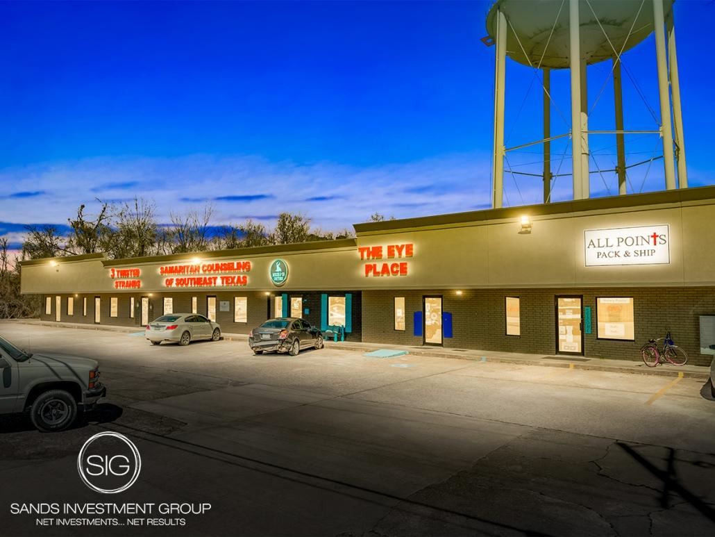 Orange Strip Center | Orange, TX