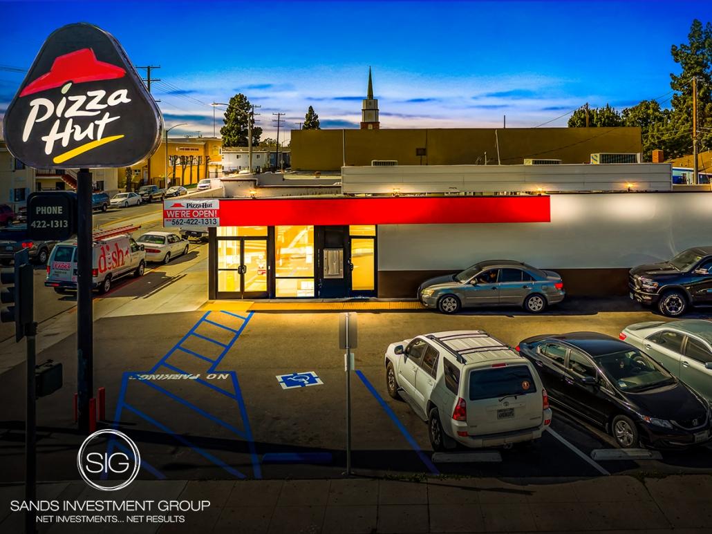 Pizza Hut   Long Beach, CA