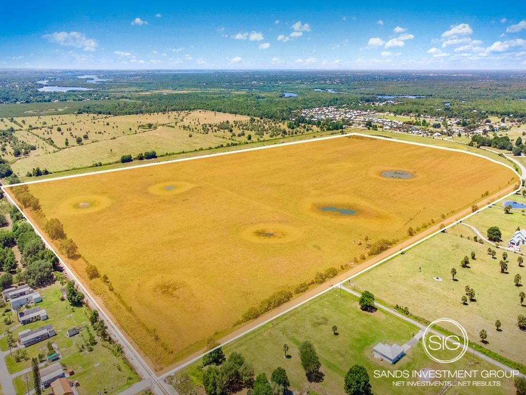 124 Acres of Residential Land | Arcadia, FL