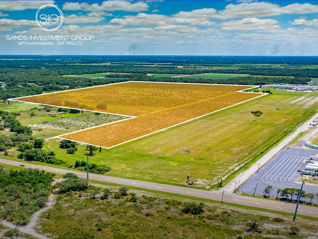 88 Acre Land Parcel   Bradenton, FL