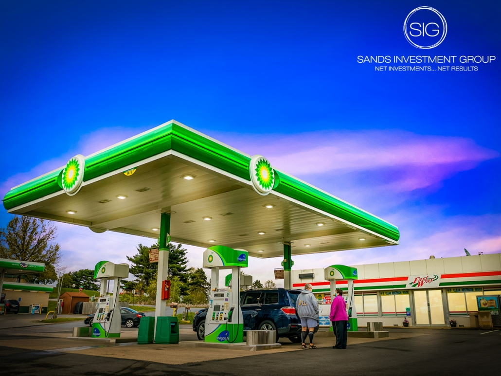 BP Branded Gas Station & C-Store | Clarion, PA