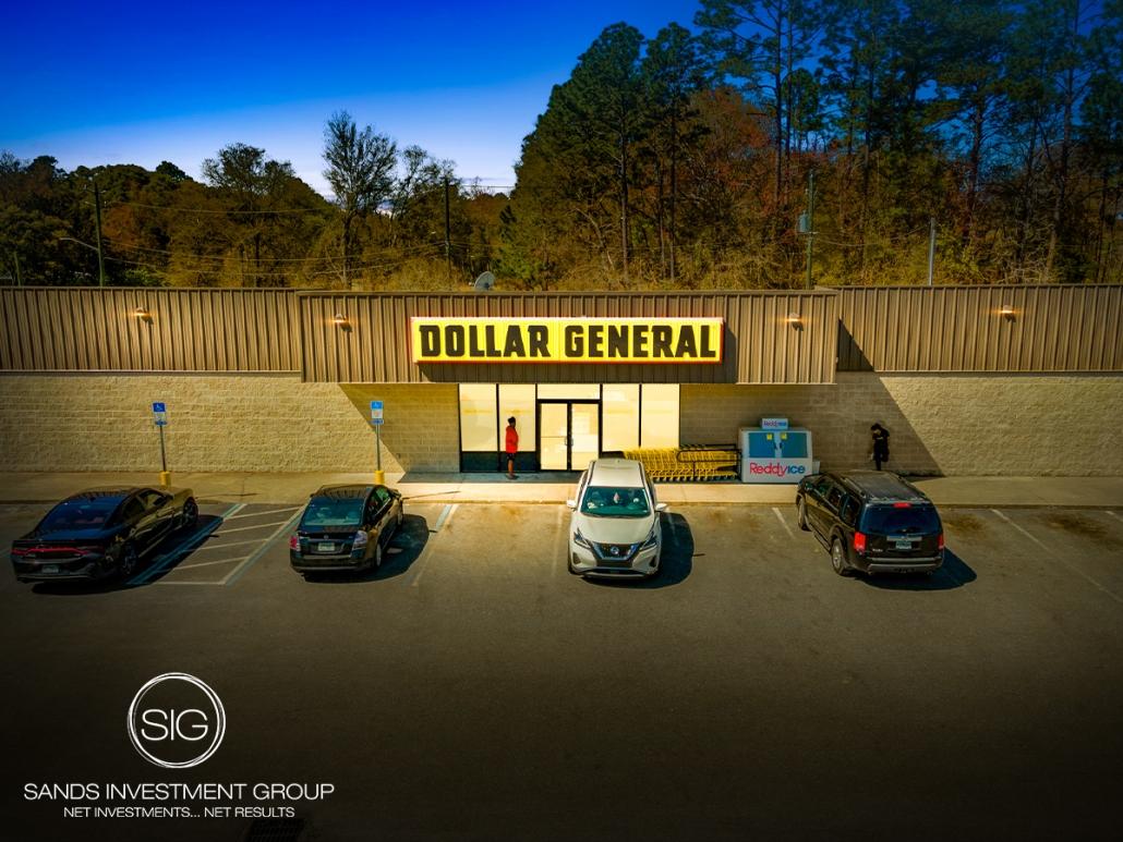 Dollar General & Superior Construction | Baldwin, FL