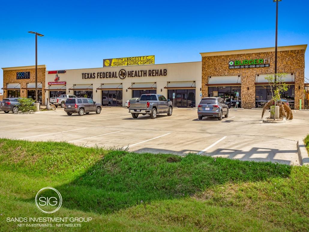 Modern City Shops | McAllen, TX