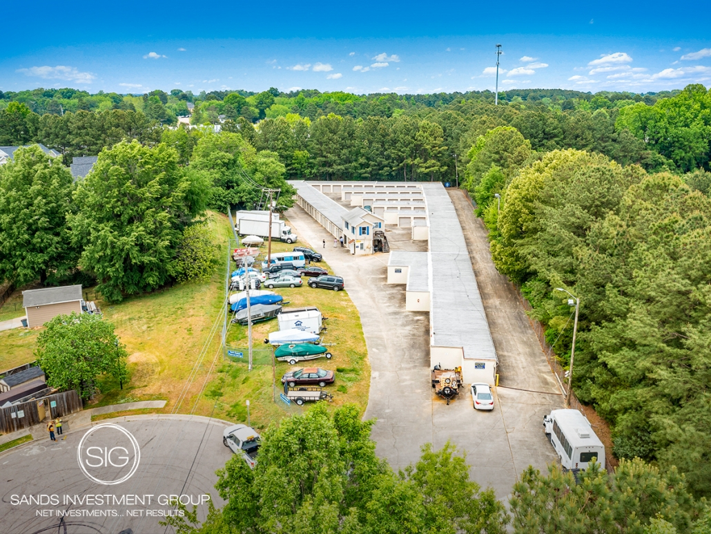North Raleigh Personal Storage | Raleigh, NC