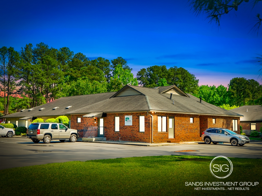 Two-Tenant Medical Office Building | Sanford, NC