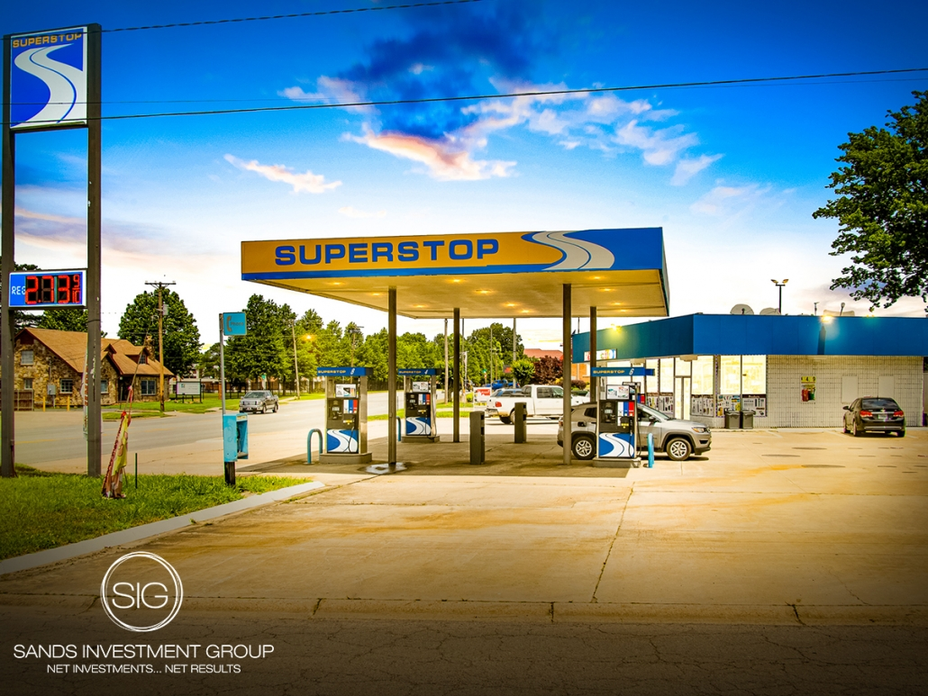 3-Unit C-Store Portfolio | Russellville, AR