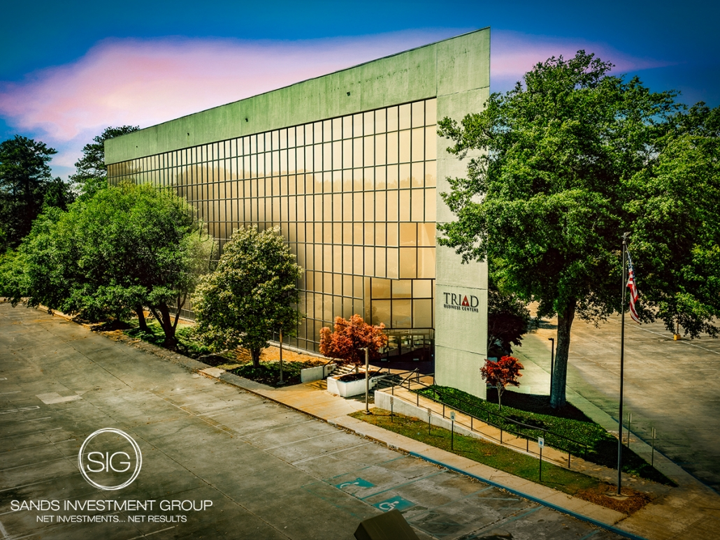 Extreme Value-Add Class B Office Building   Jackson, MS