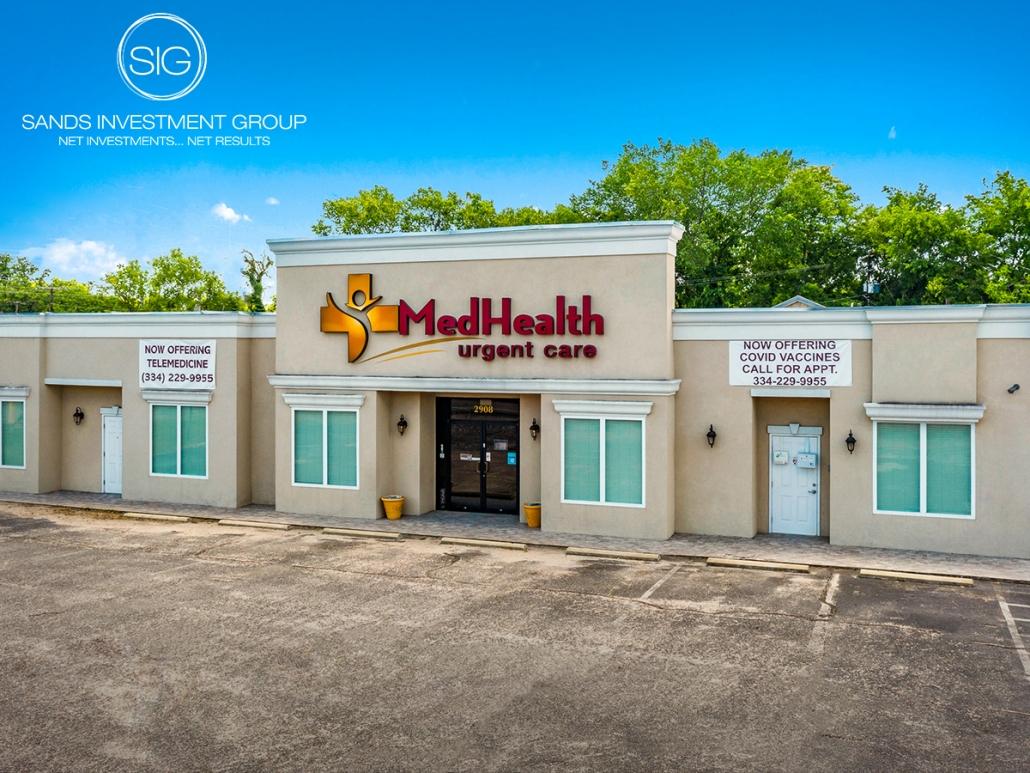 Former MedHealth Urgent Care | Montgomery, AL