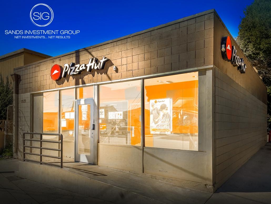 Pizza Hut | Santa Monica, CA