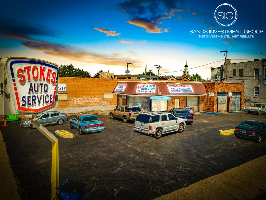 Stokes Auto Service | Chicago, IL