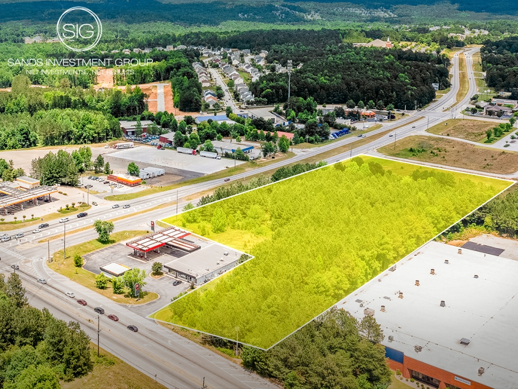 4.62 Acres of Developable Land | Conyers, GA