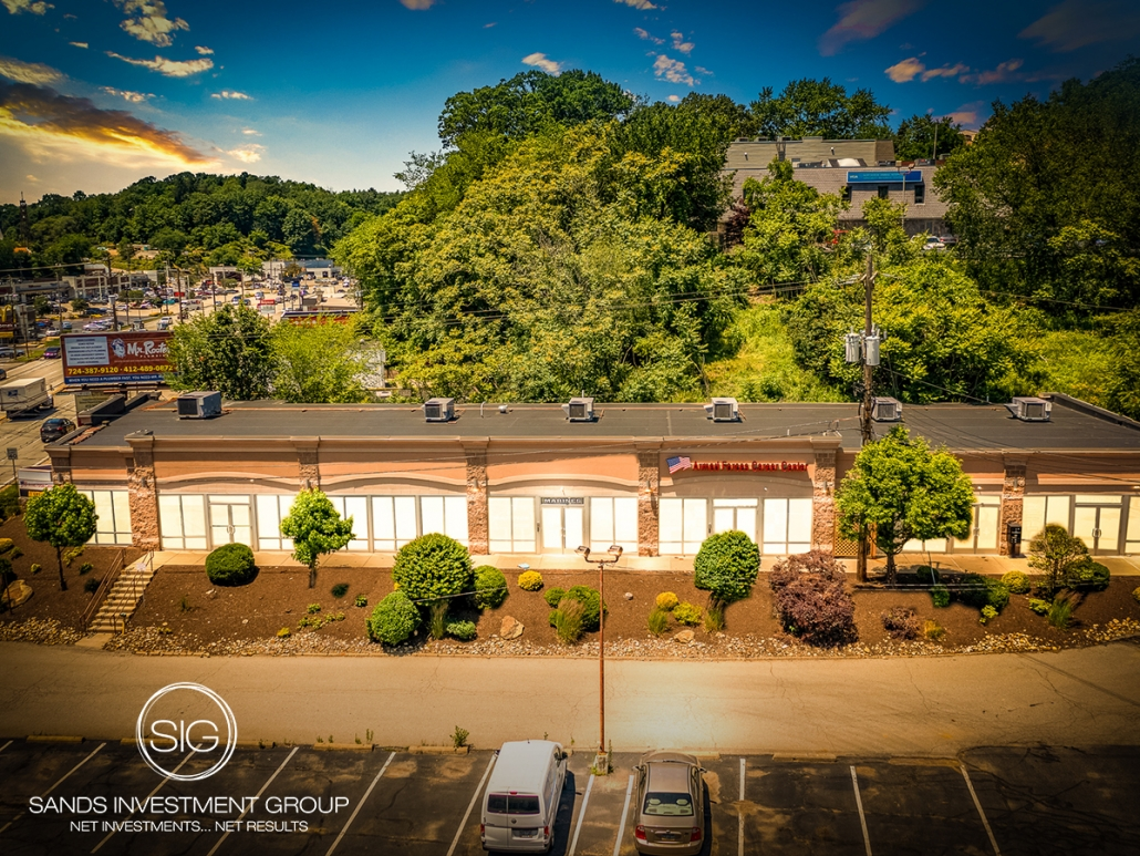 4850 McKnight Road Strip Center | Pittsburgh, PA