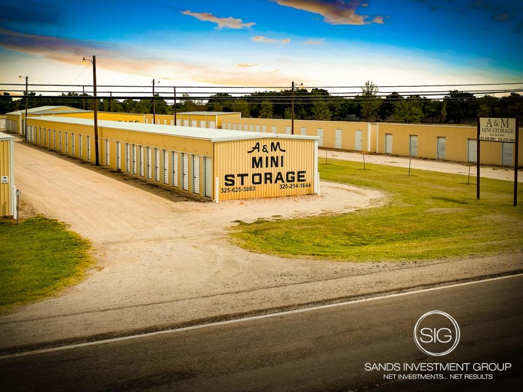 A&M Mini Storage | Early, TX