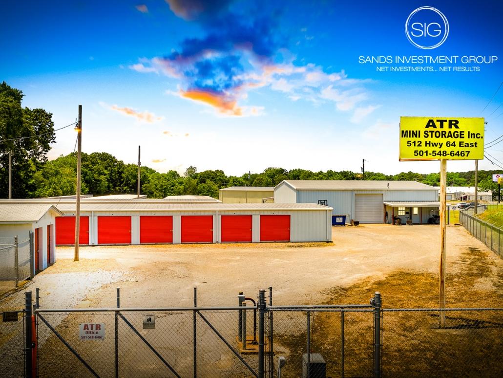 ATR Mini Storage   Conway, AR